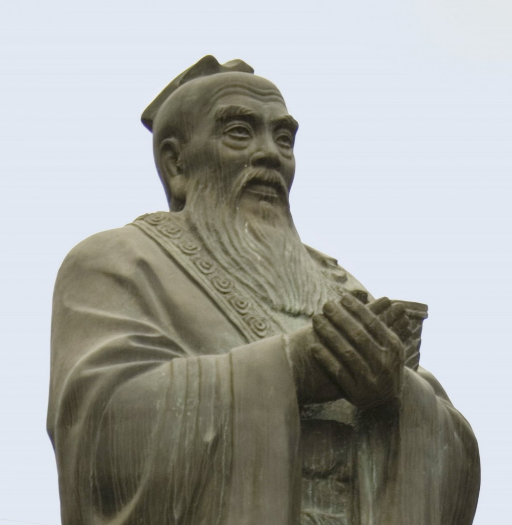 a comparison of the difference and similarities of confucius and socrates on religion